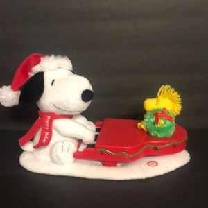 Peanuts SNOOPY AND WOODSTOCK CHRISTMAS